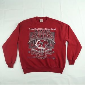 Vintage 1995 Alabama Sweatshirt XL